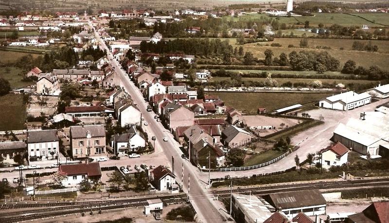Cercy-la-Tour (Nièvre) Vue générale CPA