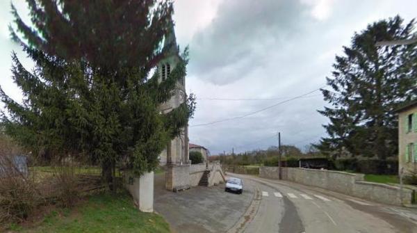 Cesse (Meuse) L'église