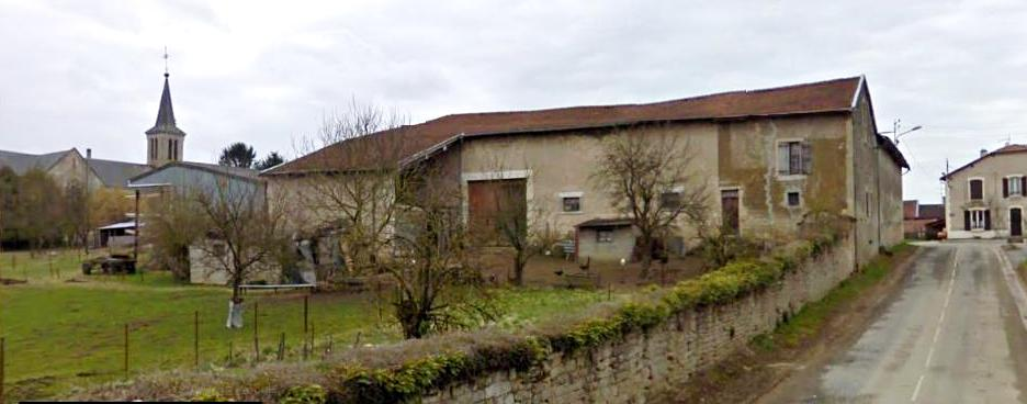 Cesse (Meuse) La Grande rue