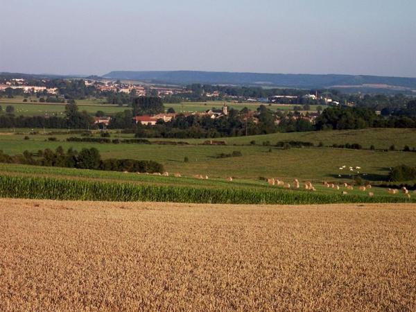 Cesse (Meuse) Vue générale