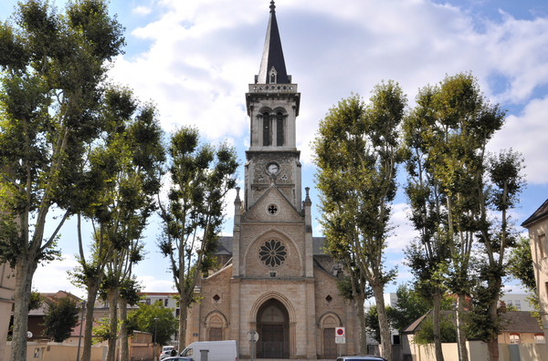 Chalon-sur-Saône (71) Eglise Saint Côme