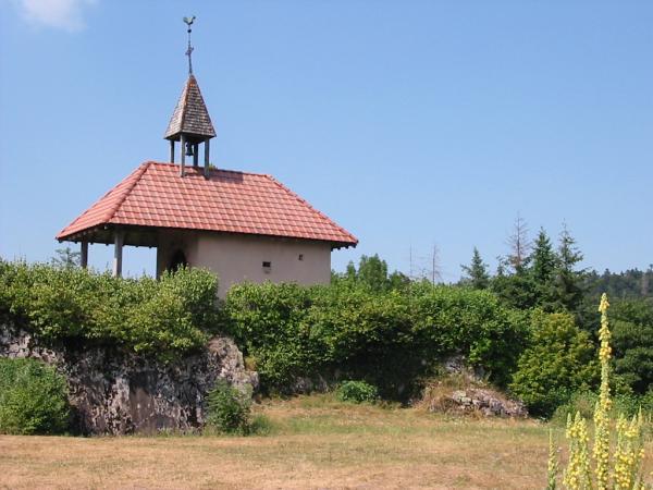 Chapelle du Saint-Mont (Mont Habend)