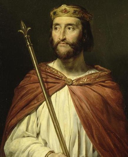 Charles III, peinture début XIXe