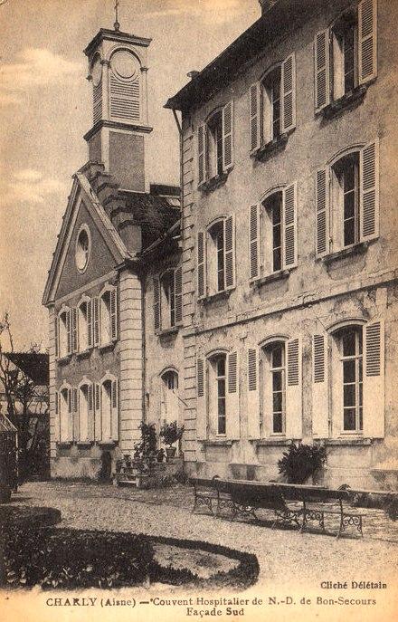Charly-sur-Marne (Aisne) CPA Centre hospitalier de Bon-secours