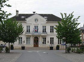 Charly-sur-Marne (Aisne) Hôtel de ville