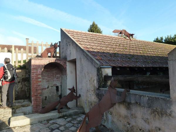 Charly-sur-Marne (Aisne) Lavoir