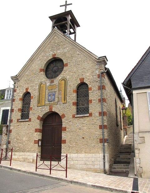 Château-Renard (45) Chapelle Notre-Dame