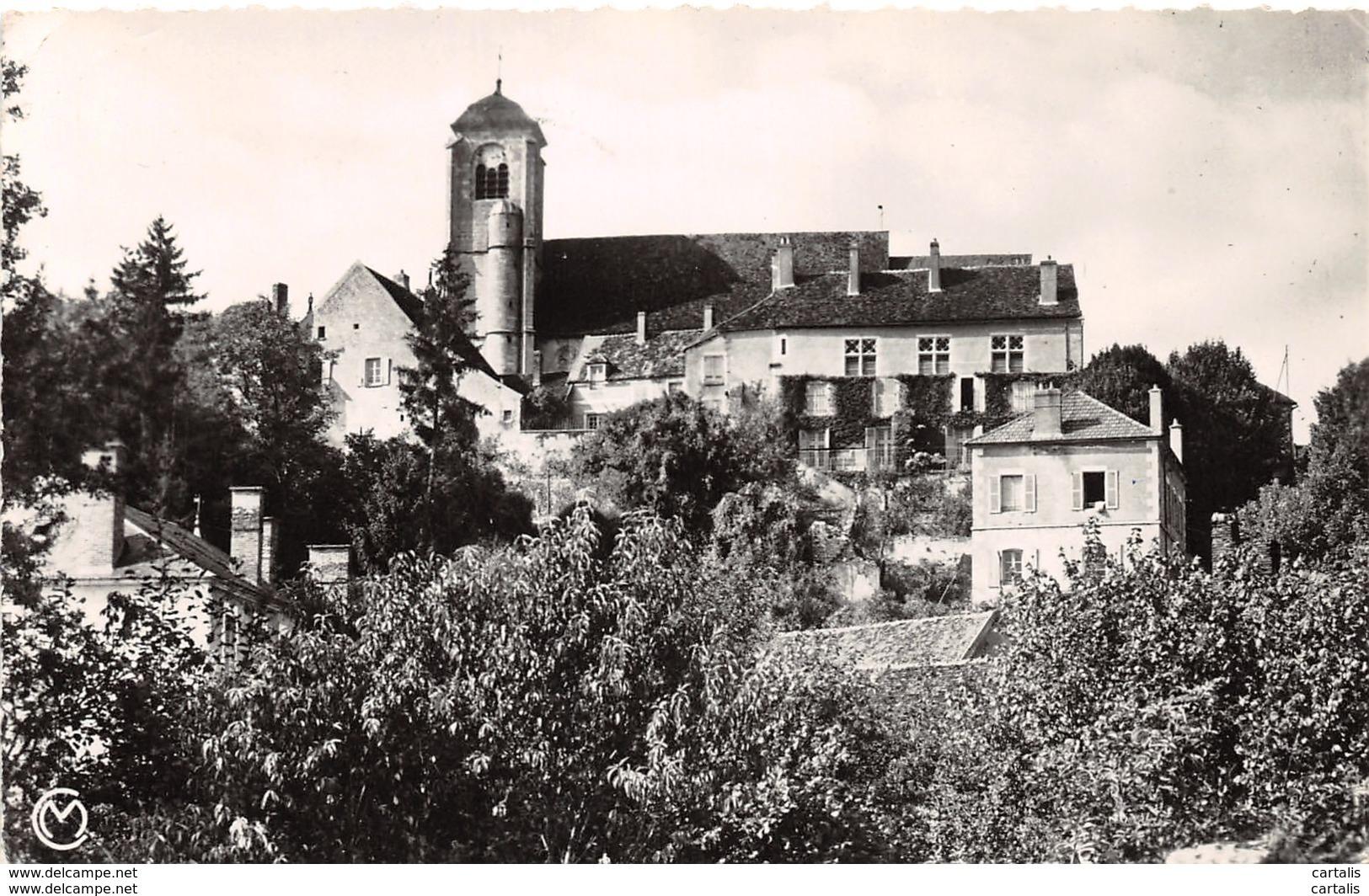 Châtel-Censoir (89) L'église CPA