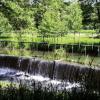 Châtillon-en-Bazois (Nièvre) Coeuillon, le barrage