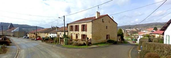 Chauvency-Saint-Hubert (Meuse) Panoramique