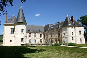 Condé-en-Brie (Aisne) Château des princes de Condé