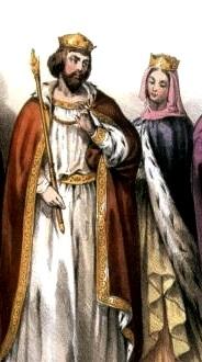 Constance d'Arles et Robert II