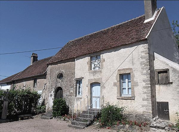 Corbigny (Nièvre) La chapelle Notre-Dame de Sarre