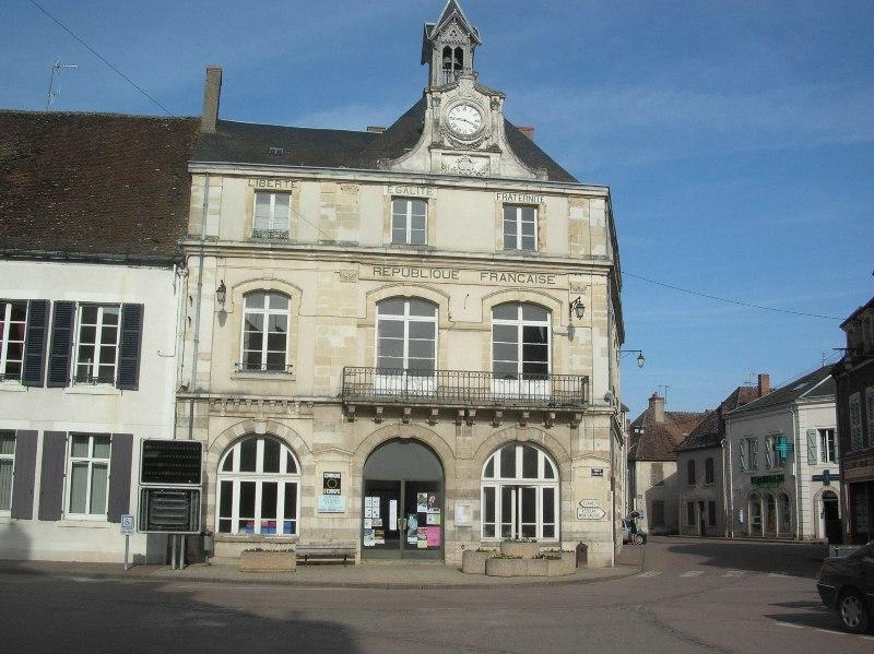 Corbigny (Nièvre) La Mairie