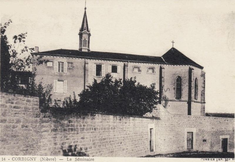 Corbigny (Nièvre) Le Séminaire CPA