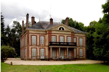 Courtenay (45) Château Sainte Anne