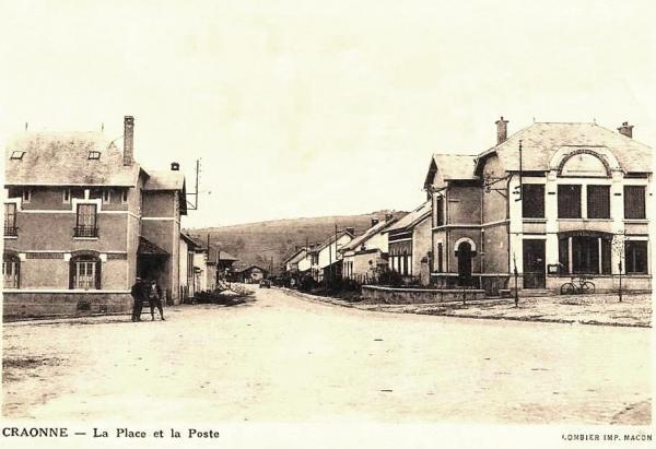 Craonne (Aisne) CPA