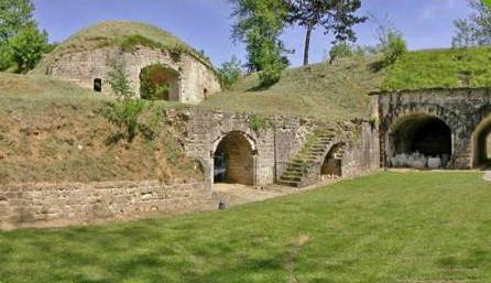 Craonne (Aisne) Fort de Condé