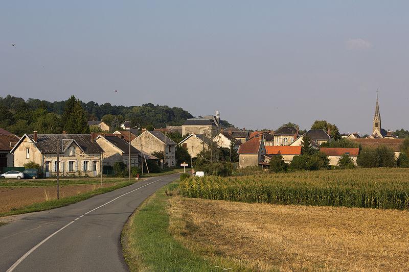 Craonne (Aisne) Le nouveau village