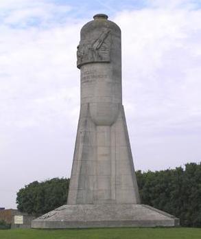 Craonne (Aisne) Monument national aux Crapouillots