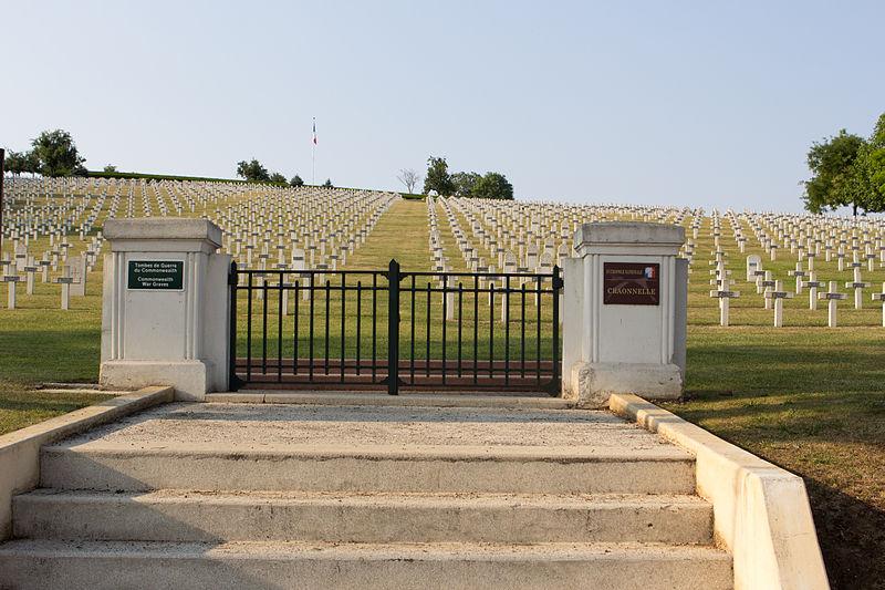 Craonnelle (Aisne) nécropole nationale