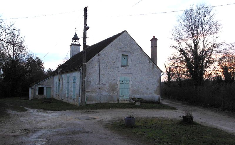 Cravant (89) Cheuilly, La chapelle
