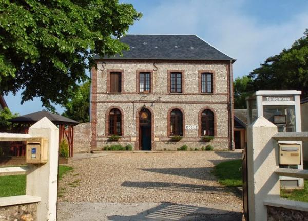 Criquebeuf-en-Caux (Seine Maritime) Ecole