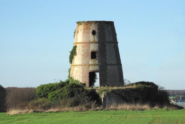 Crucey-Villages (28) Le moulin de la Houdière