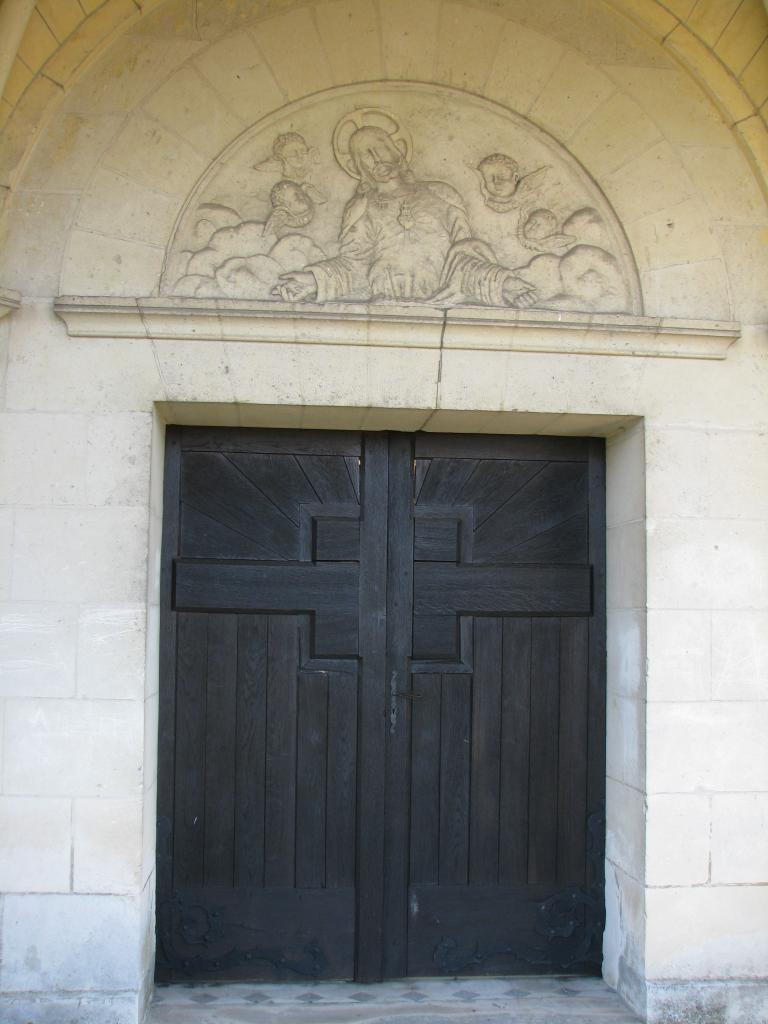 Cuissy-et-Gény (Aisne) Eglise Saint Pierre