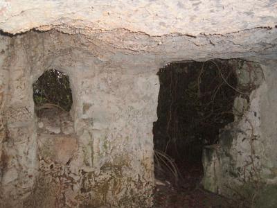 Cuissy-et-Gény (Aisne) Creute de l'Yser