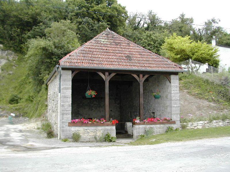 Cuissy-et-Gény (Aisne) Lavoir