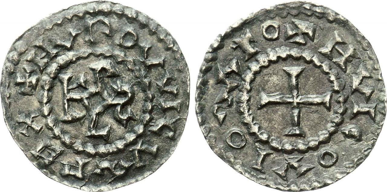 Denier sous Louis II