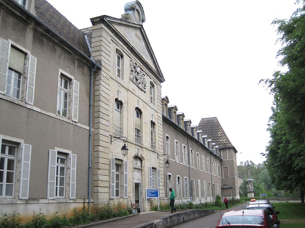 Dijon (Côte d'Or) L'Hôpital Général