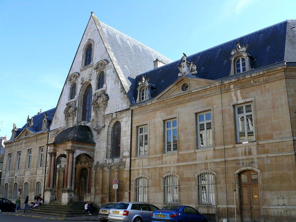 Dijon (Côte d'Or) Le Palais de Justice