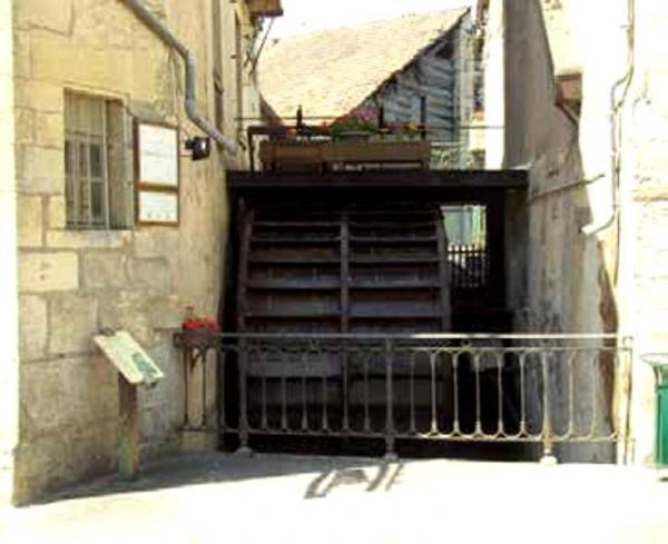 Donzy (Nièvre) Le Moulin de Maupertus