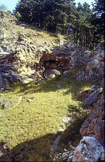 Dourgne (Tarn) carrière du Castellas