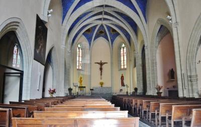 Dourgne (Tarn)  Eglise Saint Stapin