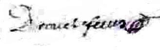 Drouet Fetu (1680/-)