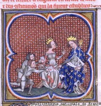 Ermentrude d'Orléans en famille