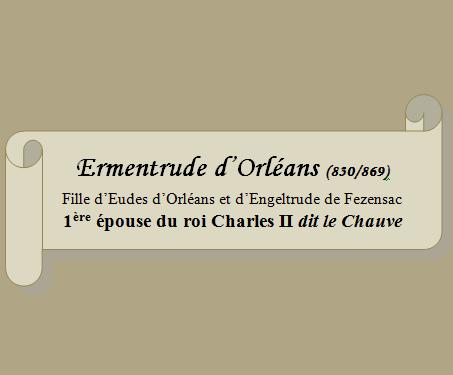 Ermentrude d'Orléans