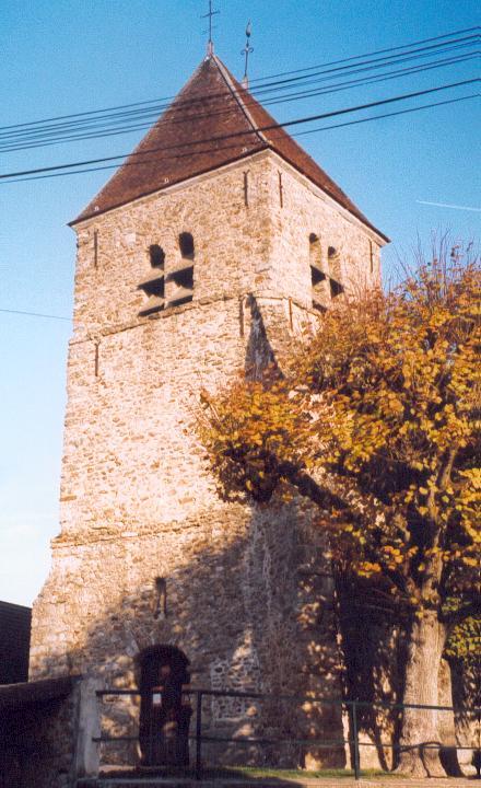 Essises (Aisne) Eglise Saint André