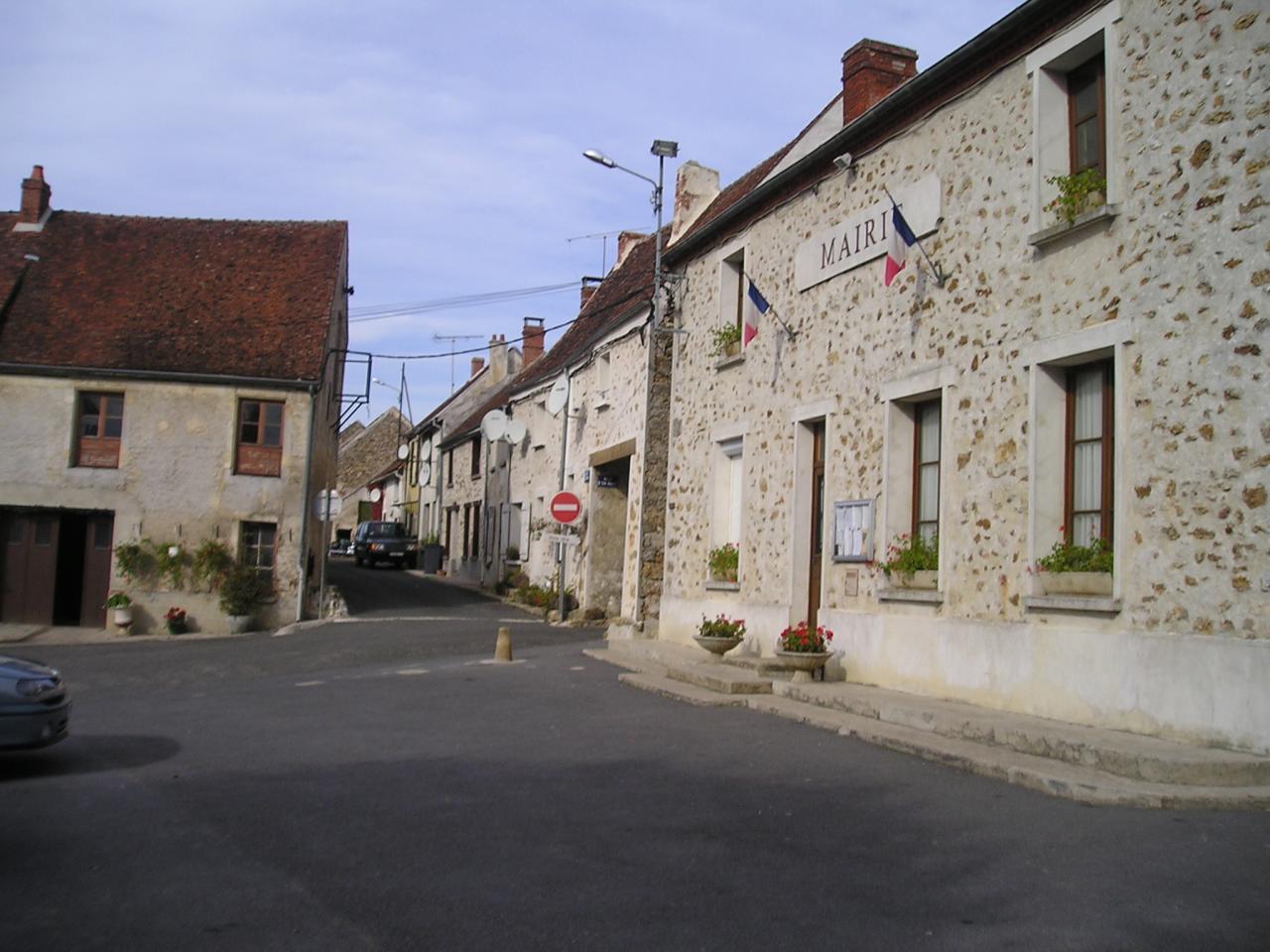 Essises (Aisne) en 2004