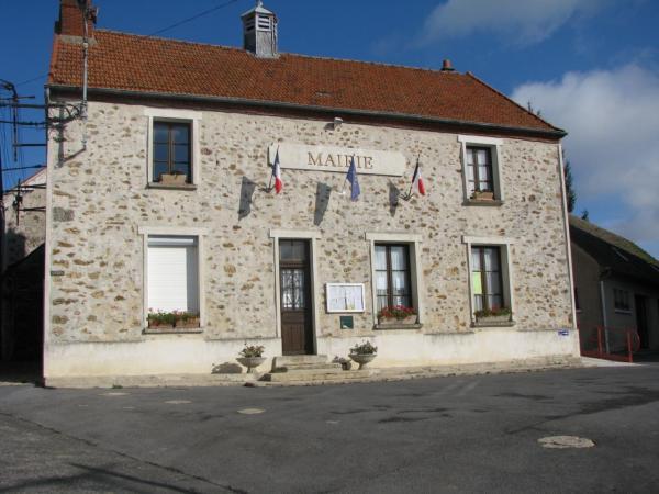 Essises (Aisne) Mairie en 2014