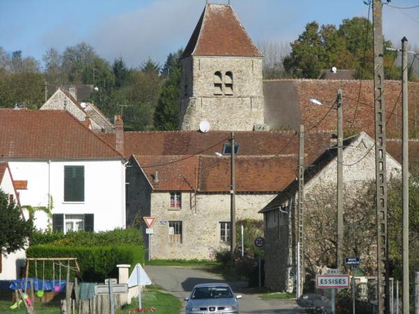Essises (Aisne) Eglise Saint André en 2014