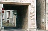 Essises (Aisne) porche Napoléon