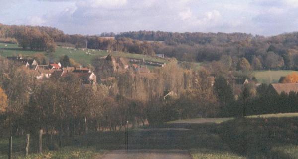 Essises- vue générale en 1998