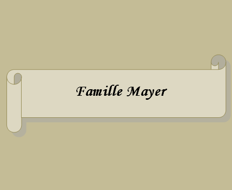 Famille Mayer