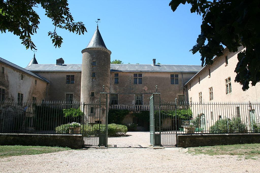 Fayet (Aveyron) Château de Fayet