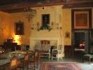 Fayet (Aveyron) Château de Fayet, la salle-à-manger