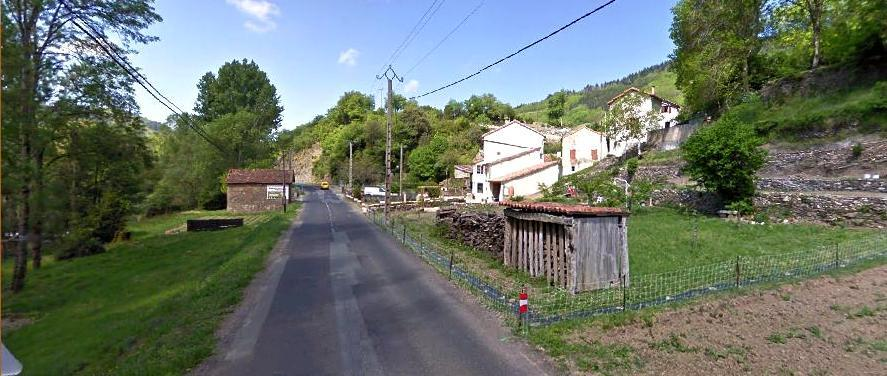 Fayet (Aveyron) Hameau de La Graverie